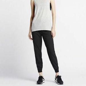 Nike Women's Bonded Woven Cuffed Jogger Pants